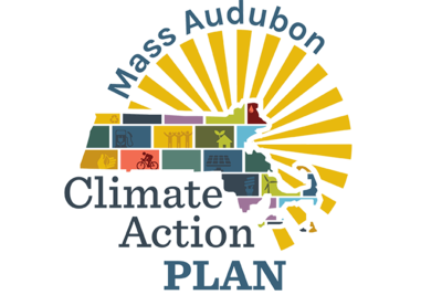 Mass Audubon Climate Action Plan logo