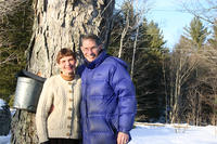 Land donors Judy & Dudley Williams