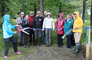 Rough Meadows opening © Tooey Rogers