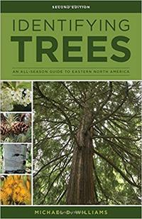 "Cover of ""Identifying Trees"" by Michael Williams"