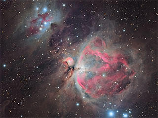 Orion Nebula © Andy Galasso