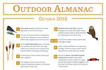 Outdoor Almanac - Fall 2018 - October