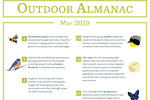 Outdoor Almanac - Spring 2019 - May
