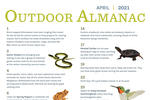 Outdoor Almanac - Spring 2021 - April