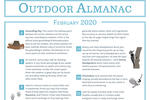Outdoor Almanac - Winter 2020 - February