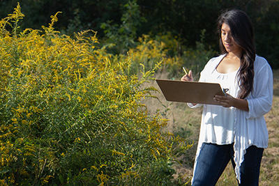 Maria, UMass Boston Campus Ambassador for Mass Audubon