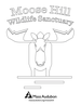 Moose Hill coloring page