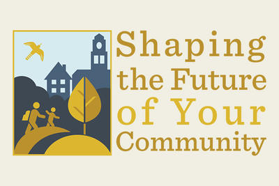 Shaping the Future of Your Community logo