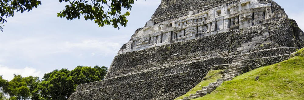 Xunantunich in Belize © David Shaffer