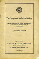 History of Mass Audubon Booklet Cover