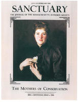 founding mothers Mass Audubon sanctuary magazine cover image