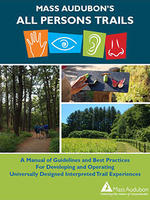 Image of the cover of the Accessible Trails Manual