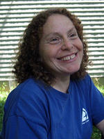 Patti Steinman, Arcadia Nature Camp Director