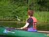 Canoeing at Broadmoor Wildlife Sanctuary