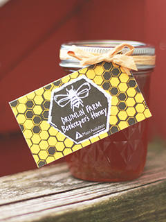 Drumlin Farm honey