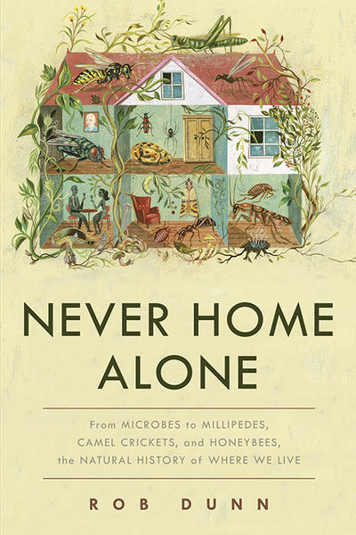"""Never Home Alone"" cover © Basic Books"