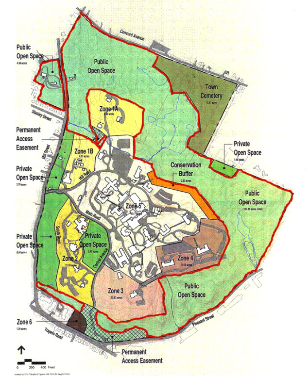 see mclean zone map