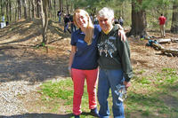 Volunteers at HIP Trails Day