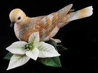 porcelain mourning dove