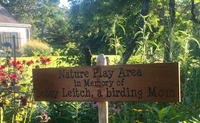 Long Pasture Nature Play Area summary
