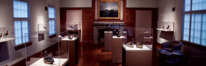Massachusetts Masterpieces: The Decoy as Art, May – Sep 2013
