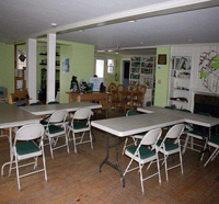 Rental space at Oak Knoll Wildlife Sanctuary