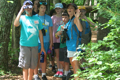 Teen Conservation Club at Oak Knoll Wildlife Sanctuary