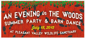 An Evening in the Woods Summer Party and Barn Dance