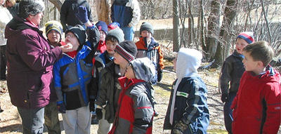 Stony Brook's Tiny Trekkers program