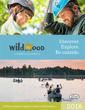 Cover of 2018 Wildwood Brochure