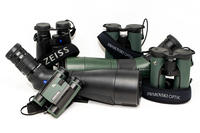 Zeiss & Swarovski Binoculars & Spotting Scopes