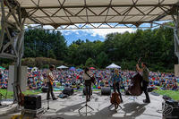 Stage view at Arcadia Folk Festival 2018 © Julian Parker-Burns