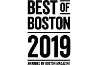 Boston magazine's Best of Boston® 2019 logo