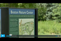"Screenshot from Mattapan ""Zip Trip"" segment © Boston 25 WFXT"