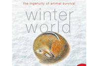 "Cover of ""Winter World"" by Bern Heinrich © HarperCollins Publishers"