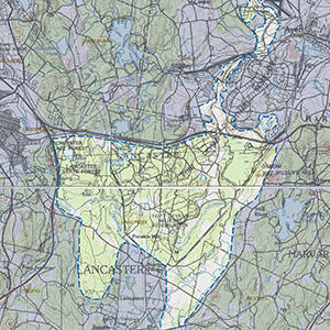Site Summary: Nashua River Watershed on